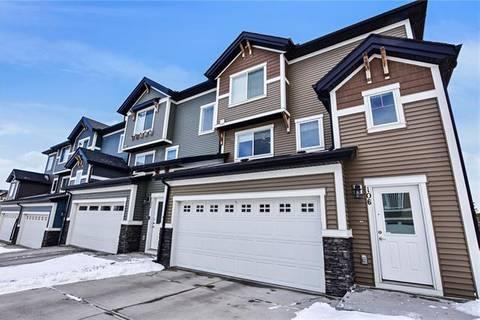 Townhouse for sale at 106 Nolan Hill Ht Northwest Calgary Alberta - MLS: C4294582