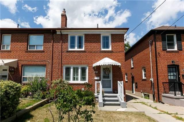 Sold: 106 Northland Avenue, Toronto, ON
