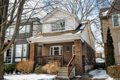 House for sale at 106 Oak Park Ave Toronto Ontario - MLS: E4690425