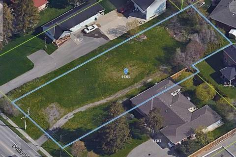 Residential property for sale at 106 Paris Rd Brantford Ontario - MLS: 30704109