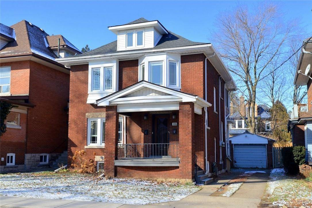 House for sale at 106 Prospect St S Hamilton Ontario - MLS: H4072710