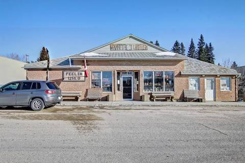 Townhouse for sale at 106 Railway Ave Cremona Alberta - MLS: C4289311