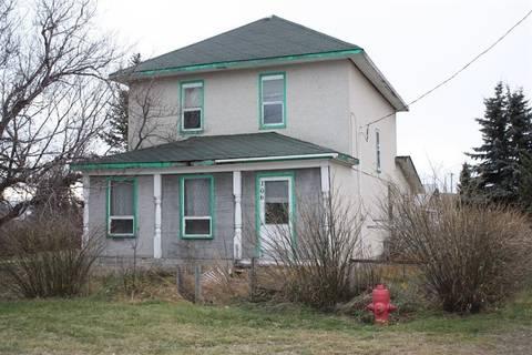 House for sale at 106 Railway St Lundbreck Alberta - MLS: C4273793