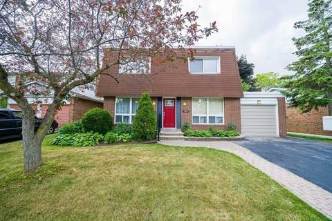 House for sale at 106 Rainier Sq Toronto Ontario - MLS: E4544351