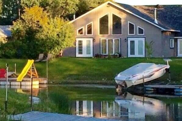 House for sale at 106 Resort Dr Last Mountain Lake West Side Saskatchewan - MLS: SK809682