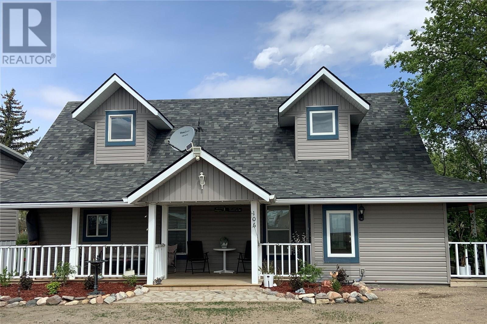 House for sale at 106 Resort Dr Last Mountain Lake West Side Saskatchewan - MLS: SK833641