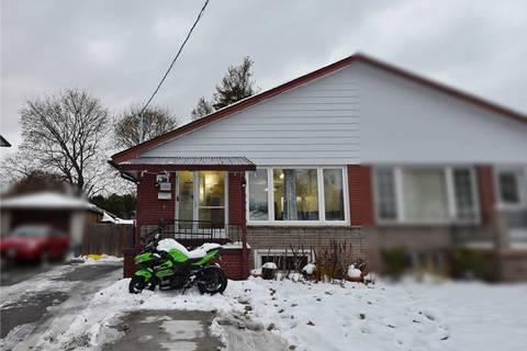 Townhouse for sale at 106 Rochman Blvd Toronto Ontario - MLS: E4635932