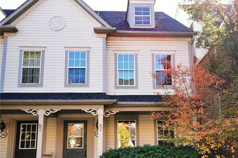 Townhouse for rent at 106 Roxton Rd Oakville Ontario - MLS: W4609475
