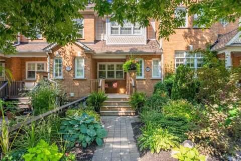 Townhouse for sale at 106 Sarah Ashbridge Ave Toronto Ontario - MLS: E4822101