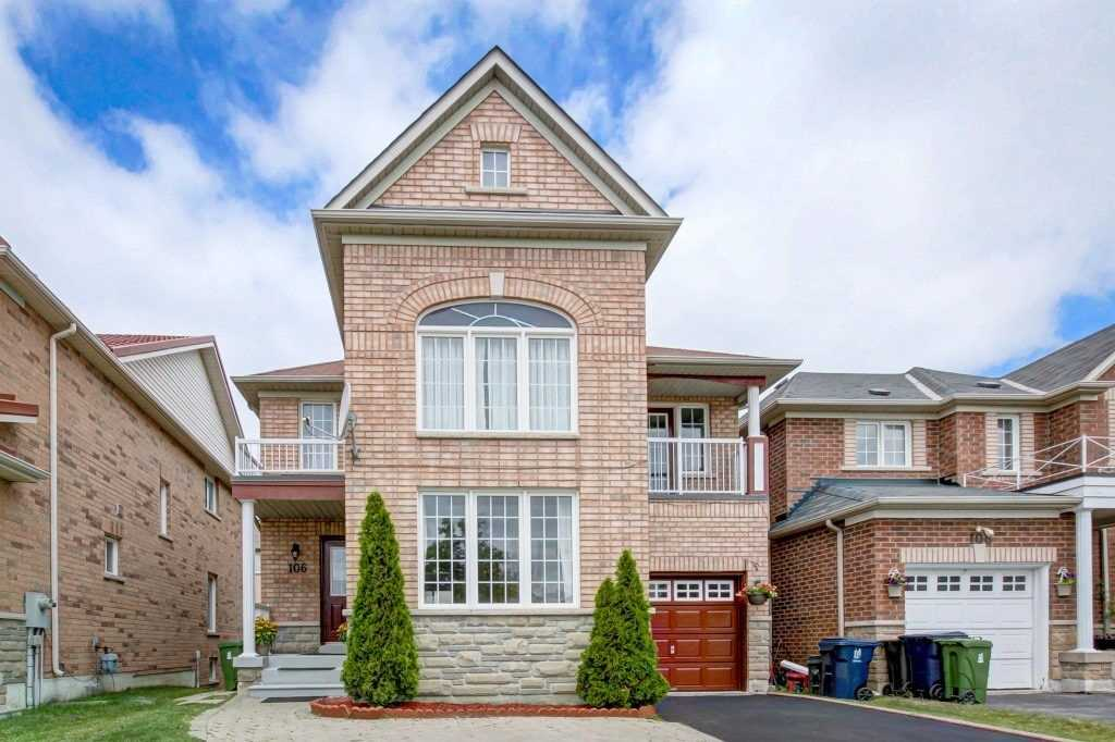 For Sale: 106 Seasons Drive, Toronto, ON | 3 Bed, 4 Bath House for $799000.00. See 20 photos!