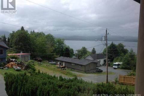 House for sale at 106 Skana Pl Alert Bay British Columbia - MLS: 456170