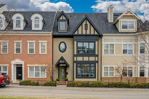 Townhouse for sale at 106 Somme Blvd Southwest Calgary Alberta - MLS: C4294628