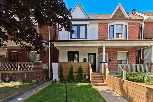 Sold: 106 Uxbridge Avenue, Toronto, ON