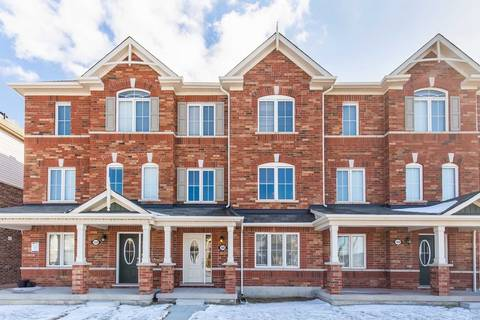 Townhouse for sale at 106 Whitlock Ave Milton Ontario - MLS: W4700992