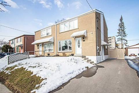 Townhouse for sale at 106 Woodfern Dr Toronto Ontario - MLS: E4695286