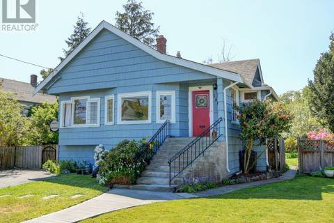 House for sale at 1060 Richmond Ave Victoria British Columbia - MLS: 410045