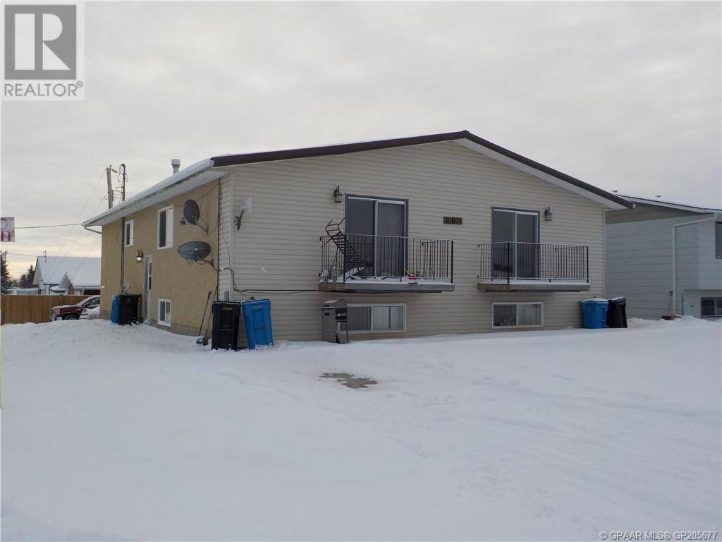Commercial property for sale at 10601 108th Ave.  Fairview Alberta - MLS: GP205677