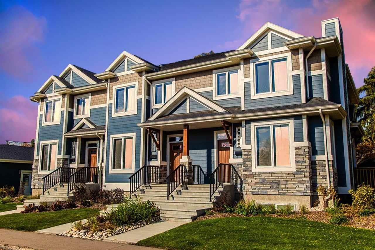Townhouse for sale at 10604 61 Av NW Edmonton Alberta - MLS: E4225377