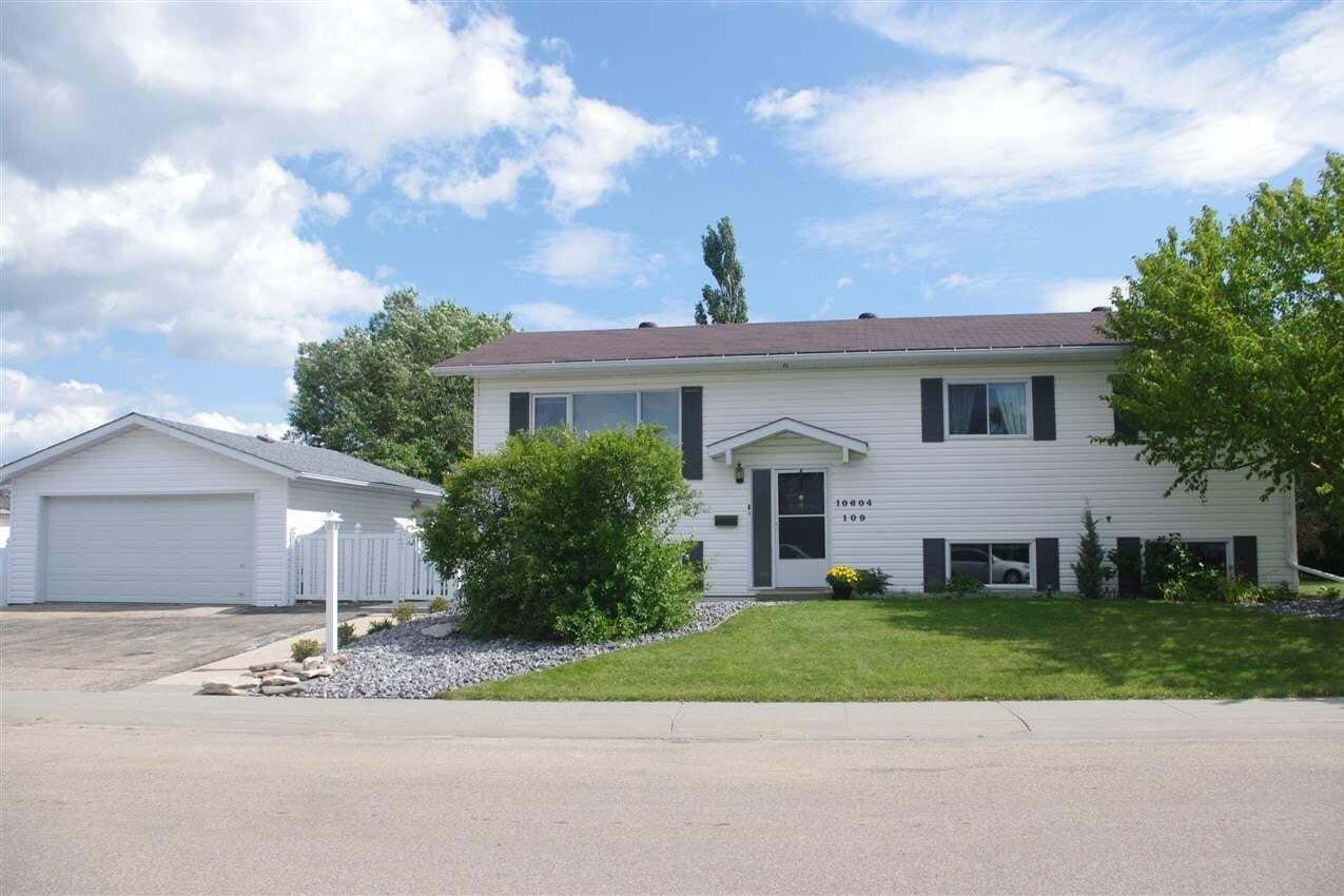 House for sale at 10604 109 St Westlock Alberta - MLS: E4210293
