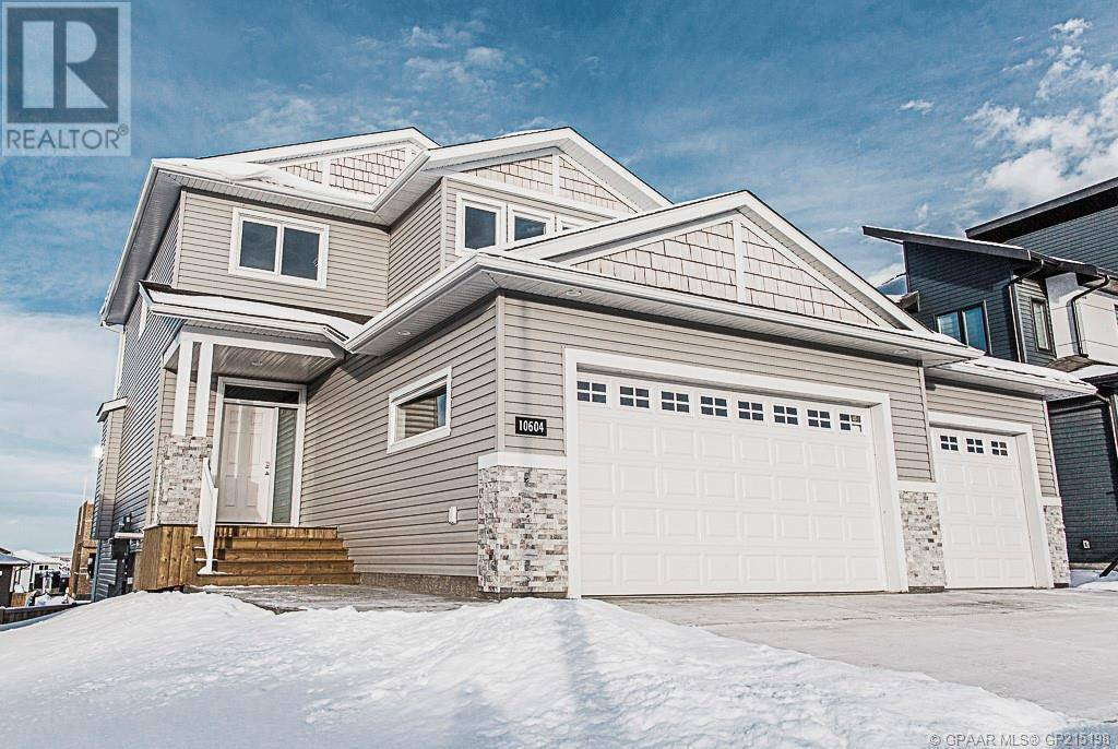 House for sale at 10604 150 Ave Grande Prairie, County Of Alberta - MLS: GP215198