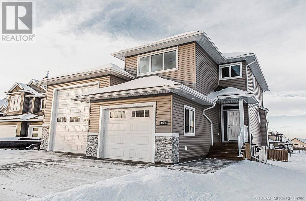 House for sale at 10606 152b Ave Grande Prairie, County Of Alberta - MLS: GP215260