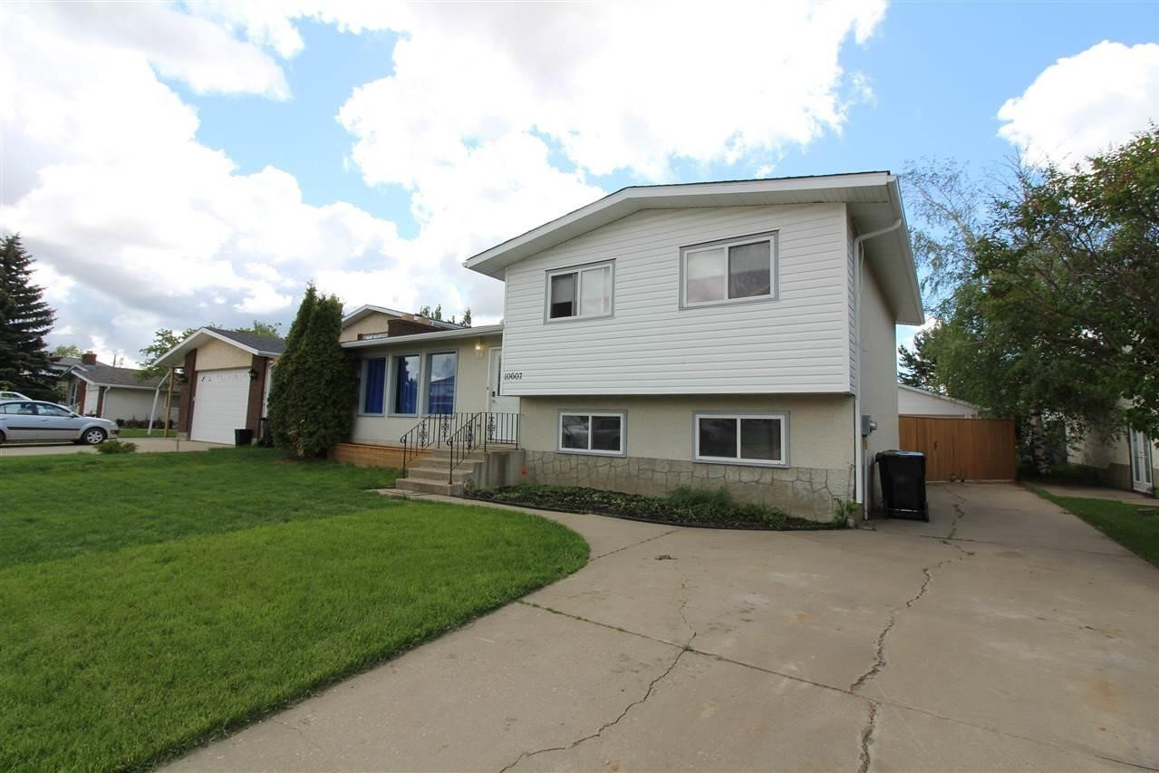 House for sale at 10607 108 St Westlock Alberta - MLS: E4194562