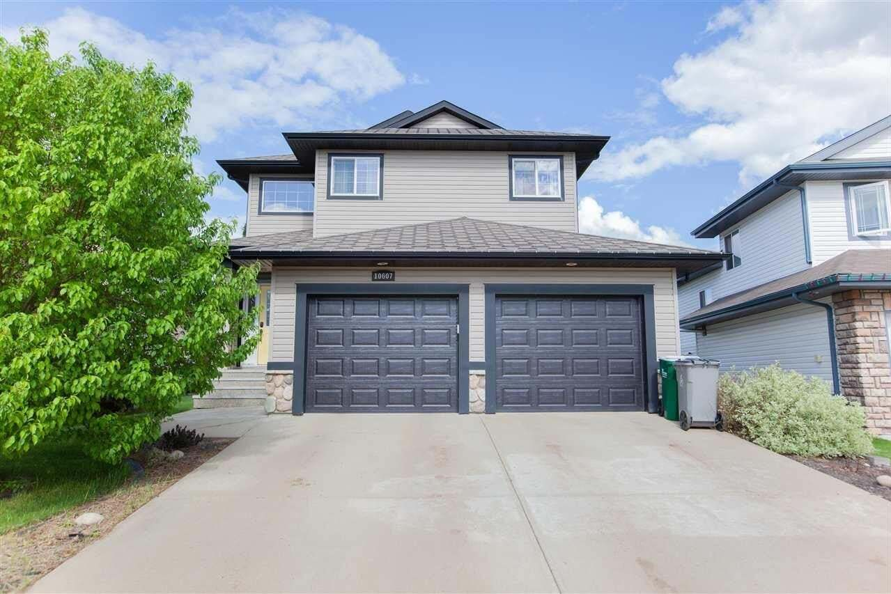House for sale at 10607 95 St Morinville Alberta - MLS: E4202287
