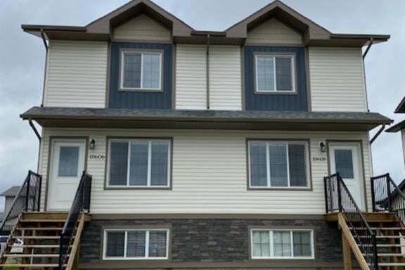 Townhouse for sale at 10608 114b St Grande Prairie Alberta - MLS: A1003738
