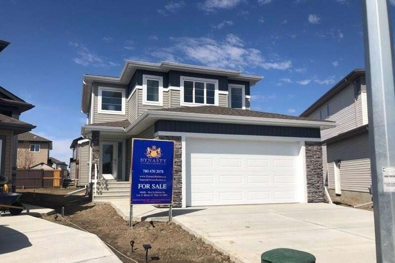House for sale at 10608 96a St Morinville Alberta - MLS: E4189683