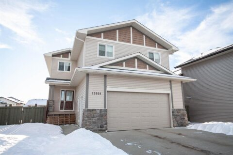 House for sale at 10609 126 Ave Grande Prairie Alberta - MLS: A1058158