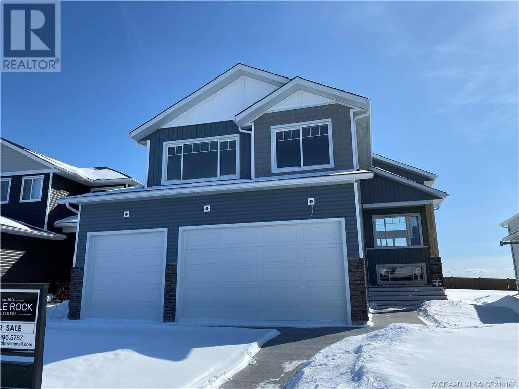 House for sale at 10609 150 Ave Grande Prairie Alberta - MLS: GP214162