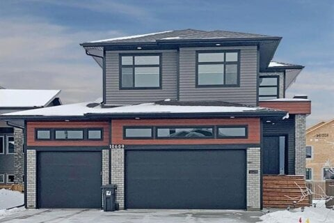 House for sale at 10609 152b Ave Rural Grande Prairie No. 1, County Of Alberta - MLS: A1026434