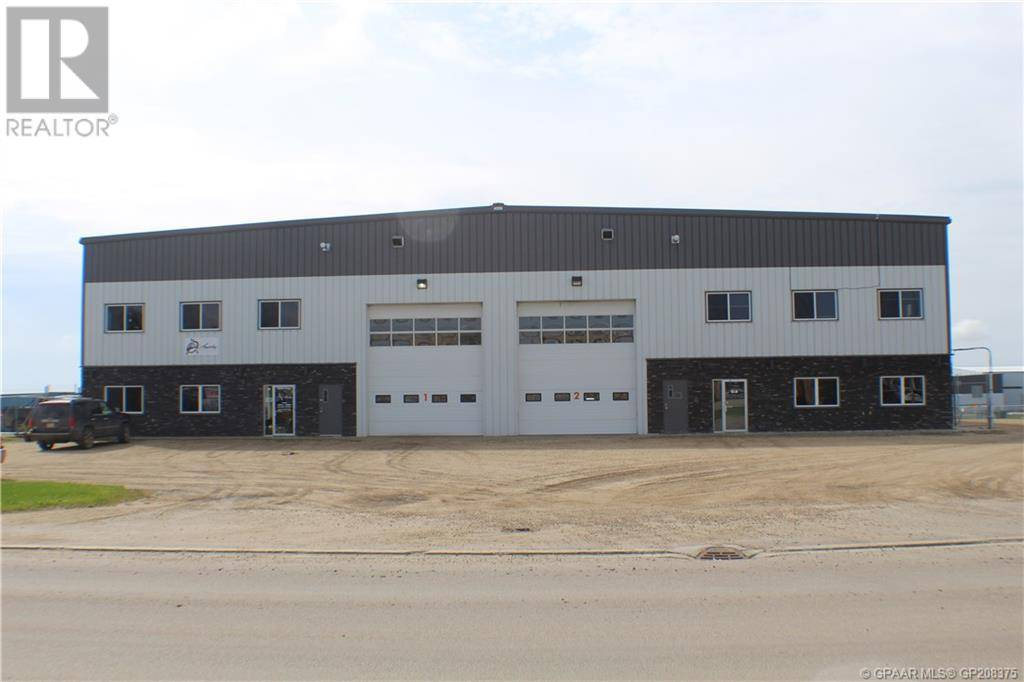 Commercial property for sale at 10609 79 Ave Clairmont Alberta - MLS: GP208375