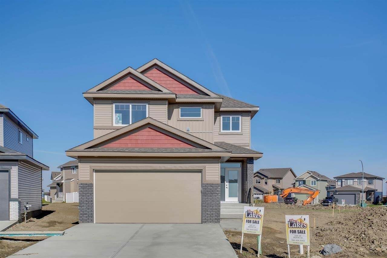 House for sale at 96 A St Unit 10609 Morinville Alberta - MLS: E4196001