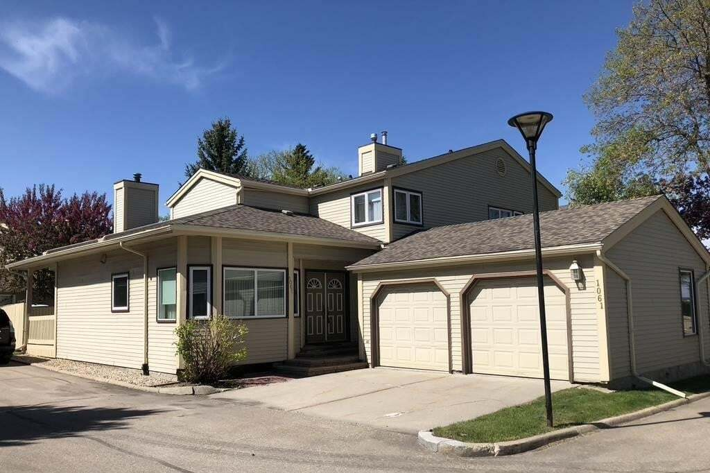 Townhouse for sale at 1061 109 St NW Edmonton Alberta - MLS: E4197263
