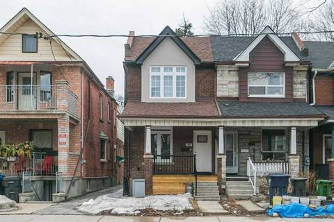 Townhouse for sale at 1061 Dovercourt Rd Toronto Ontario - MLS: W4393368