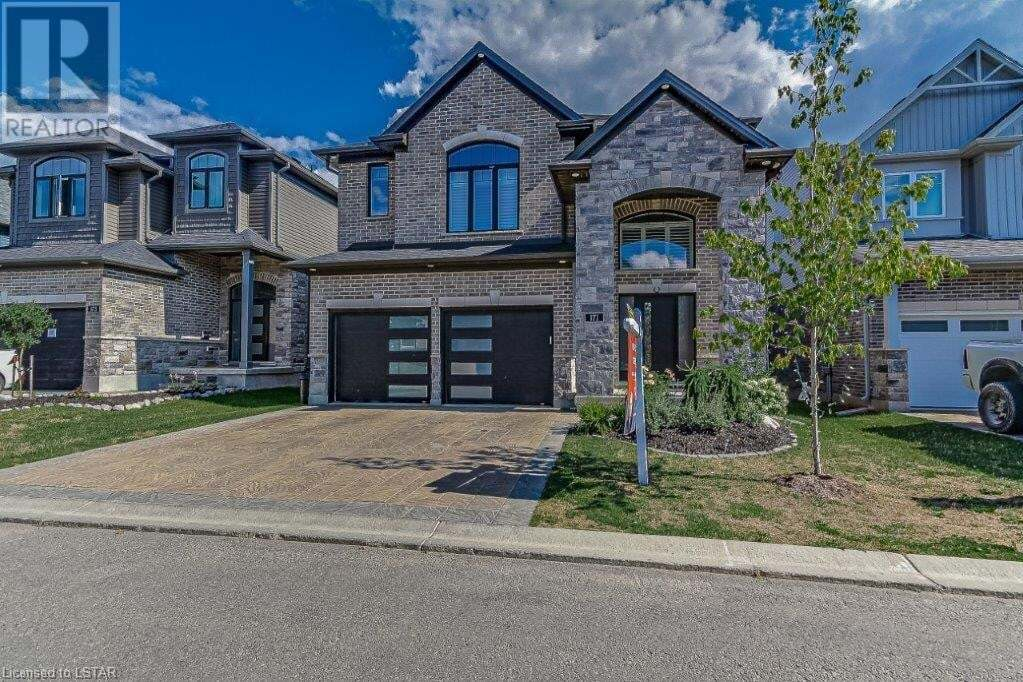 House for sale at 1061 Eagletrace Dr London Ontario - MLS: 280406