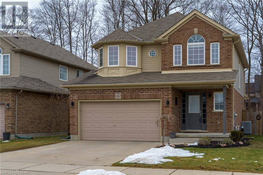House for sale at 1061 Foxcreek Rd London Ontario - MLS: 246365