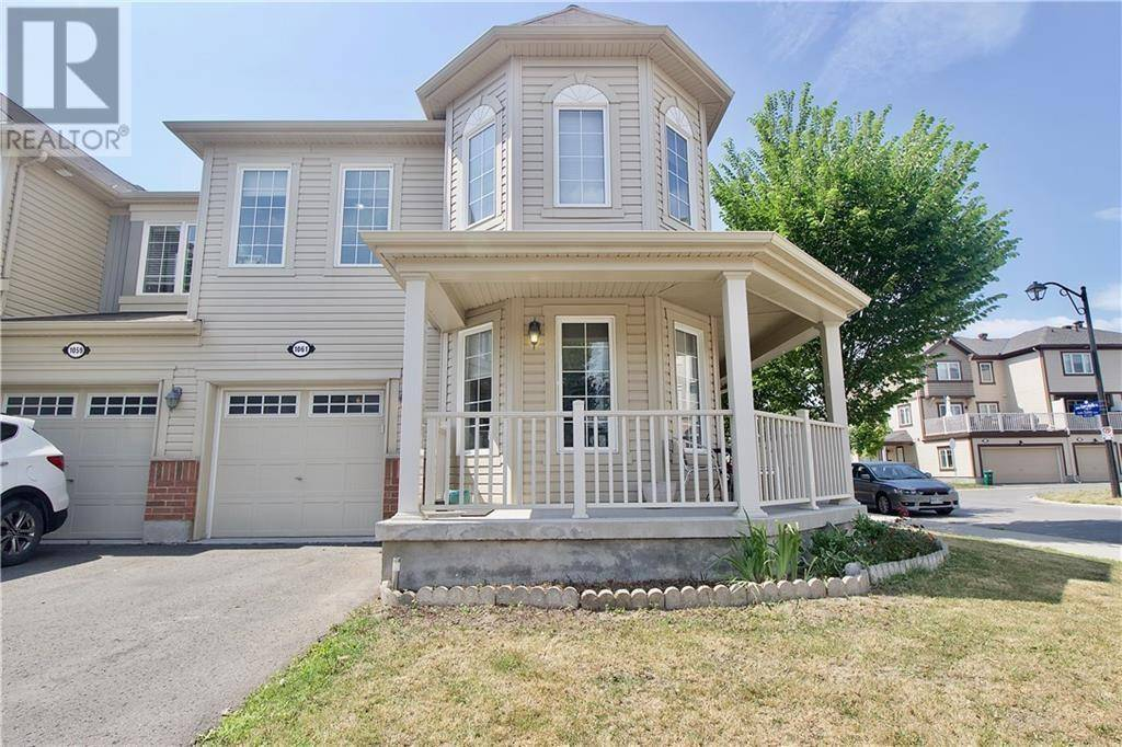 Townhouse for rent at 1061 Pampero Cres Ottawa Ontario - MLS: 1173055