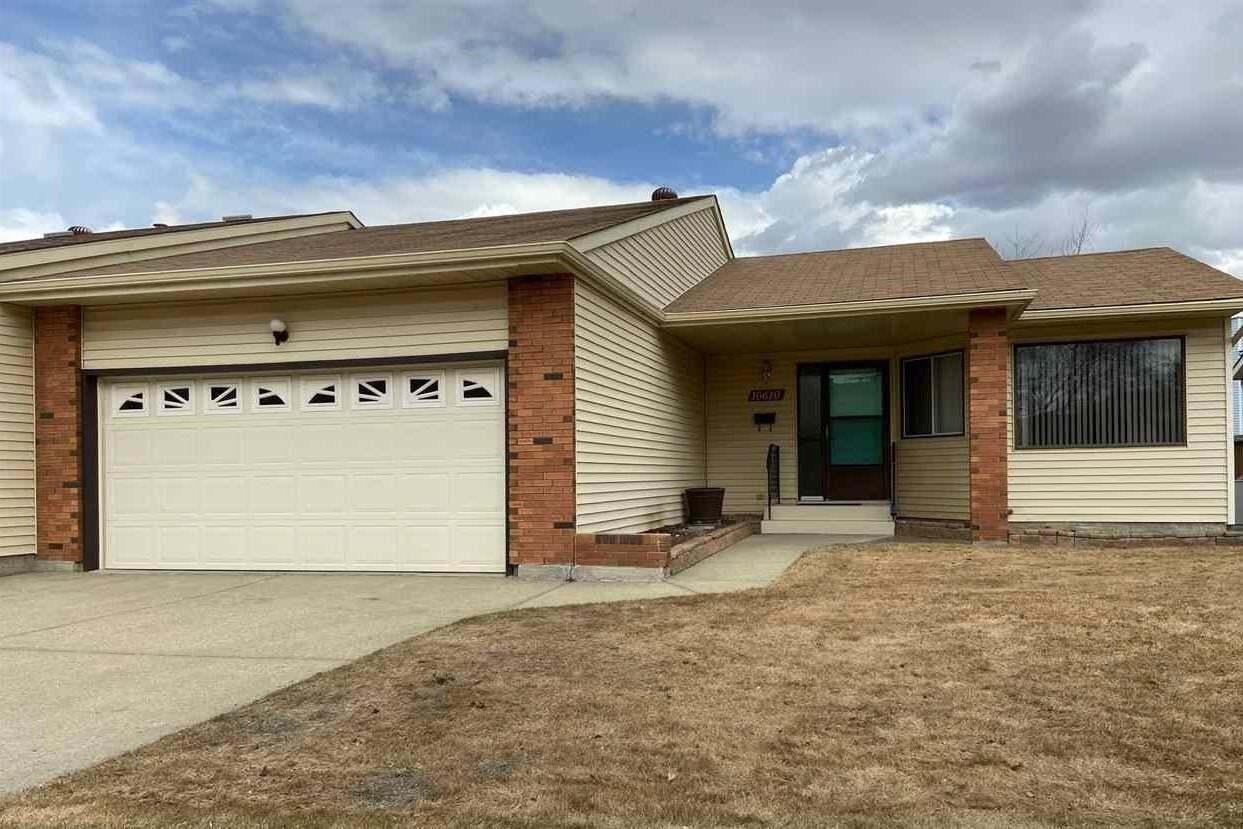 Townhouse for sale at 10610 153 Av NW Edmonton Alberta - MLS: E4181785