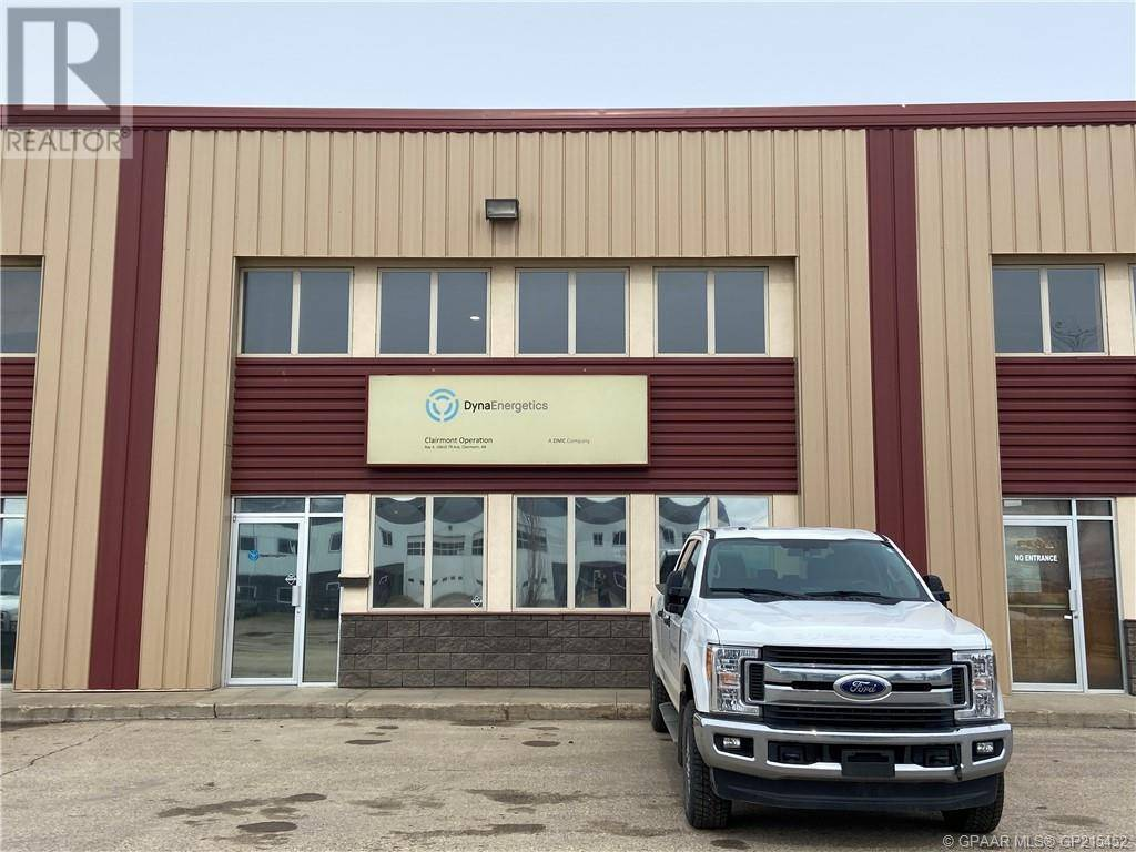 Commercial property for lease at 10610 79 Avenue Court Apartment 4 Clairmont Alberta - MLS: GP215452