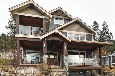 House for sale at 10611 Okanagan Centre Rd West Lake Country British Columbia - MLS: 10175654