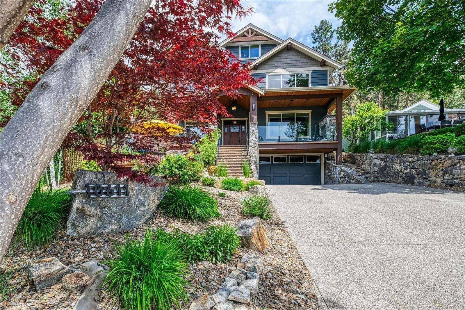House for sale at 10611 Okanagan Centre Rd West Lake Country British Columbia - MLS: 10200602