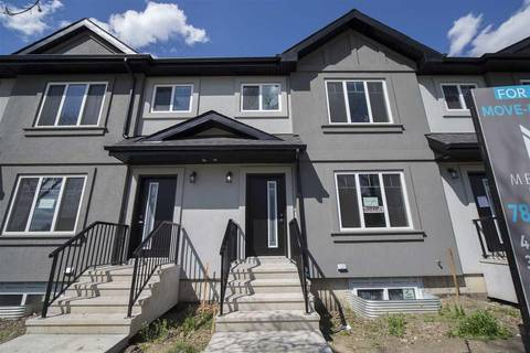 Townhouse for sale at 10616 110 Ave Nw Edmonton Alberta - MLS: E4157133
