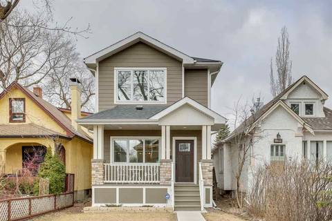 House for sale at 10618 127 St Nw Edmonton Alberta - MLS: E4152601