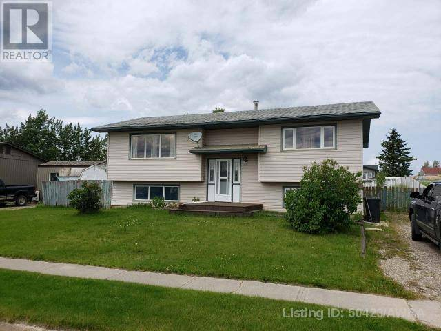 House for sale at 10618 99 Ave Grande Cache Alberta - MLS: 50423