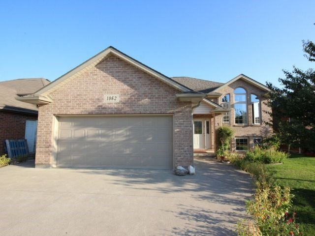 For Sale: 1062 Monarch Meadows Drive, Lakeshore, ON | 3 Bed, 2 Bath House for $385,000. See 20 photos!