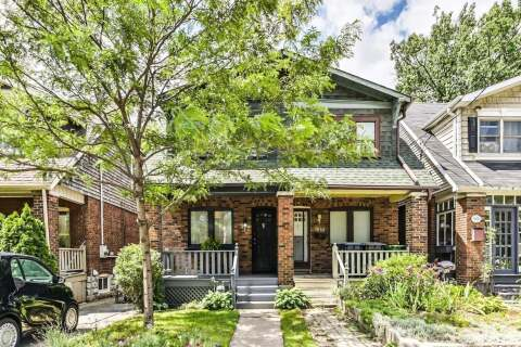 Townhouse for sale at 1062 Woodbine Ave Toronto Ontario - MLS: E4858864