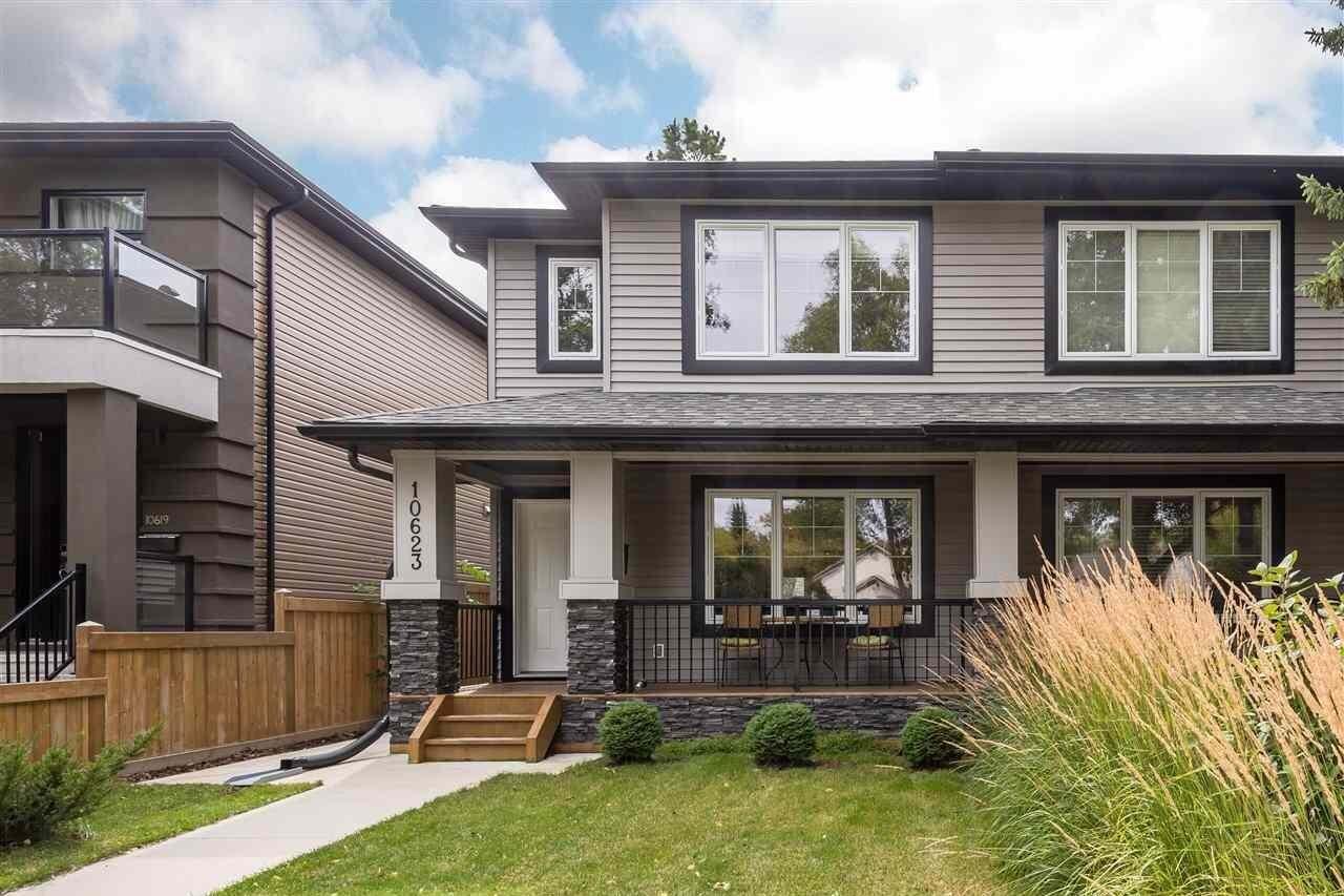 Townhouse for sale at 10623 71 Av NW Edmonton Alberta - MLS: E4212428