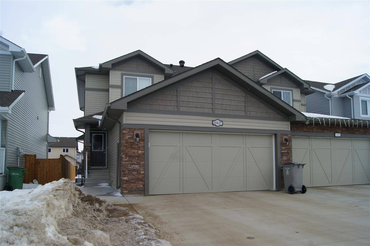 Townhouse for sale at 10627 98 St Morinville Alberta - MLS: E4190245